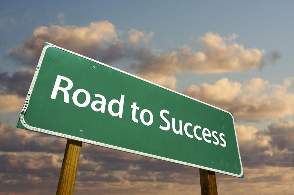 Come raggiungere il successo