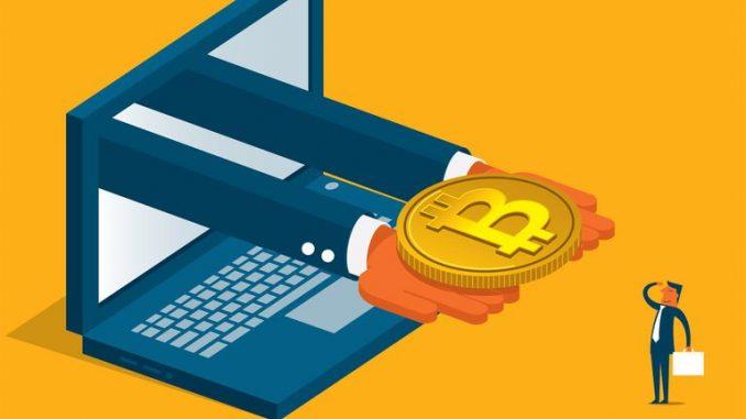 Come inviare denaro al portafoglio btc
