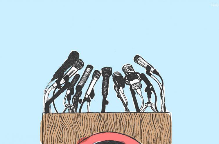 Come affrontare un discorso in pubblico