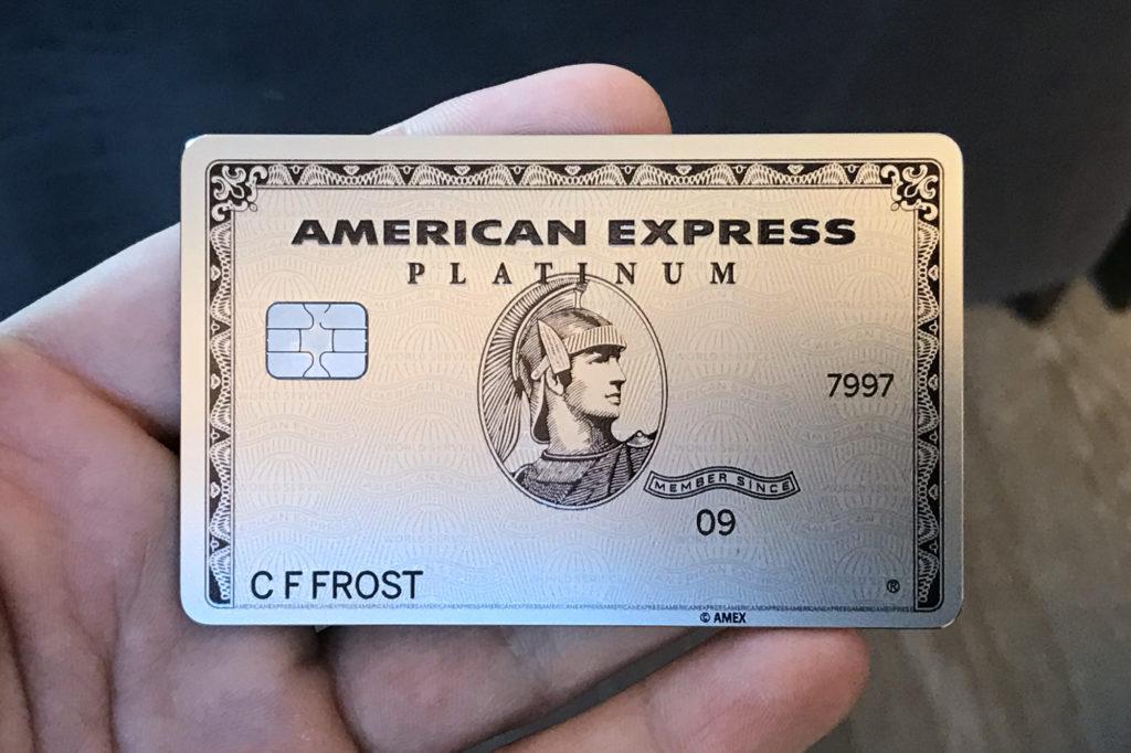 carta di credito nera illimitata