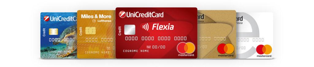 unicredit rimborso carta credito clonata
