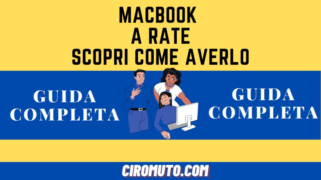 Macbook a rate