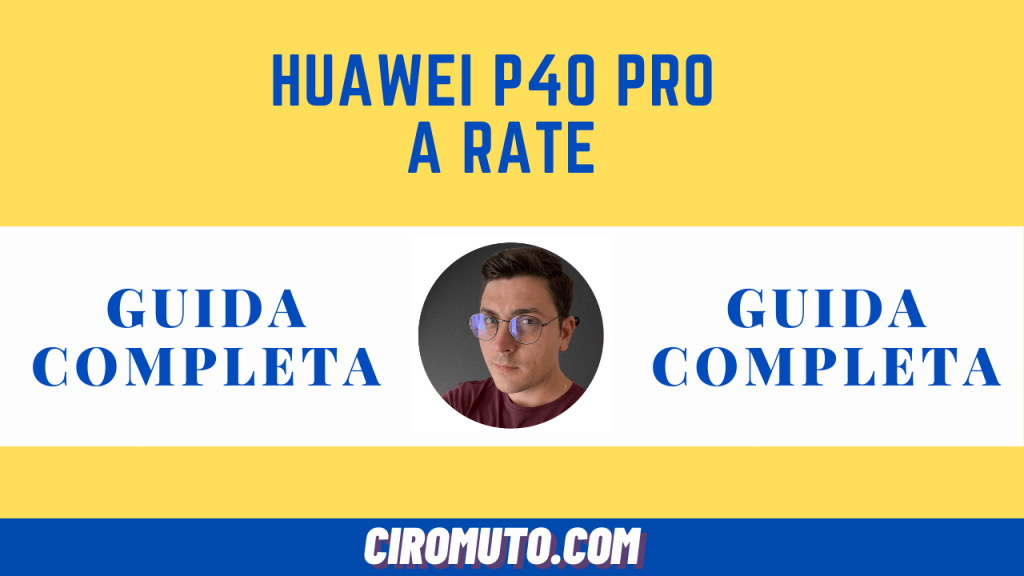 huawei p40 pro a rate